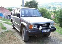 Isuzu Trooper Tdi -85