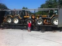 Traktori Renault 155 54