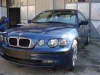 BMW 1.6 cm benz 2001 god. Biznis paket