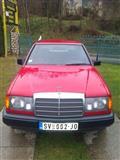 Mercedes 200 -87 na prodaju