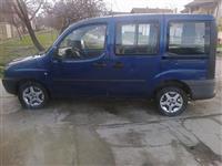 Fiat Doblo 2004, 1.9 JTD