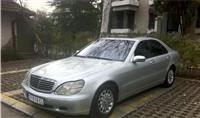 Mercedes-Benz S500 -00