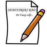 Seminarski, eseji, maturski, diplomski radovi