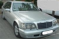 """Mercedes S350 """"SLON"""" ,1996"""