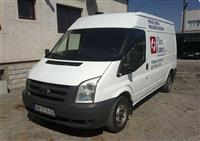 Ford Transit Van 300 MWB -09