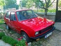 Zastava Yugo  benzin -91