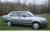 VW, Jetta, GL -85
