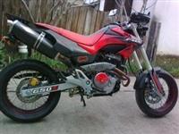 Honda fmx 650 -05