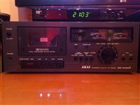 Akai CS-702DII  kaset dek