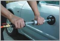 Izvlacenje autolimarije vakumom