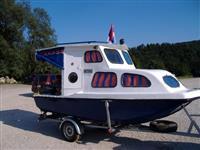 Čamac sa kabinom - Tiger Shark