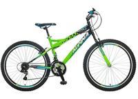 Alpina Buffalo MTB Junior Zeleno-crna NOVA