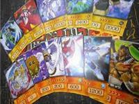 Yu-Gi-Oh Karte (Elementalni Heroji)