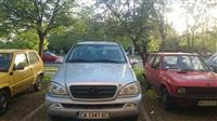 Mercedes ML 320 200tvra god reg -03