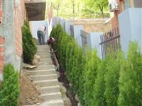 Uredjenje i projektovanje dvorista