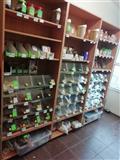 Oprema za prodavnicu zdrave hrane