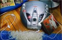 CD PLEJER - Graphics Color Camera Karaoke!