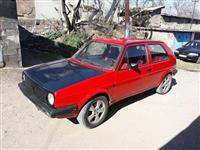 VW Golf 2 1.6 dizel reg do 9-tg