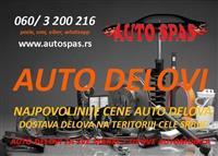 """Auto delovi """"AUTOSPAS PLUS"""" 060/3200216 NOVI!!!"""