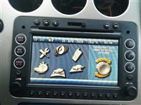 Multimedia navigacija za Alfu 159