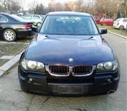 BMW X3 2.0 x drive -05