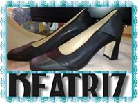 BEATRIZ Satenske Cipele 38 sl.14