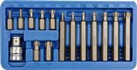 Torex ključevi set T20-T55 15 kom