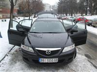 Mazda6 2.0D Nov