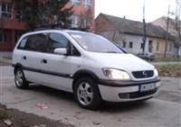 Opel Zafira 2.0DTi registrovan -01