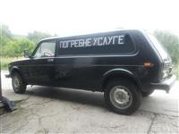 Pogrebni auto Lada Niva 1.6 -92