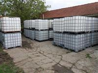 Plasticne cisterne 1000 l