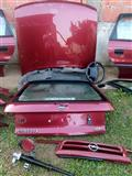 Hauba,peta vrata i prednja mska za Opel Astru F