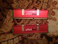 Ram Mushkin redline 2x2GB ddr3 1600mhz