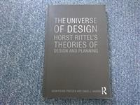 The Universe of Design Horst Rittels Theories o