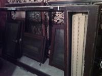 polovna dvokrilna vrata sa roletnom