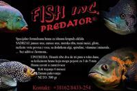 Predator - hrana za krupne ciklide- 500g
