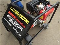 Lombardini agregat 10kw dizel mon-trof na kljucu