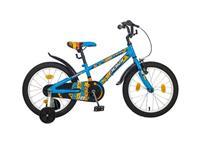 PRODAJEM Bicikl Polar Junior Boy 18″ Plava NOVA
