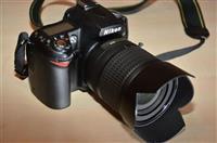 Nikon D90 + 18-105 VR