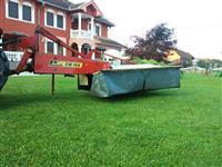 PZ ZWEEGER 165 Kosacica za traktor