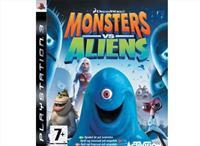 PS3 Monsters vs. Aliens
