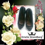 Crne cipele stikle br.39 sl.3