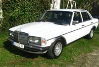 Mercedes Benz E 200 123 -84
