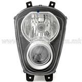 GILERA GP800 OEM 640192 front headlight FAR PREDNI
