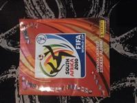 Album Svetskog prvenstva South Africa 2010