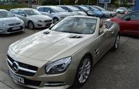 Mercedes SL 350 Panorama
