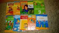 Knjige od 1.-4.rareda Osnovne Skole