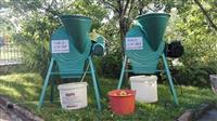 Masine za secenje jabuka i dunja