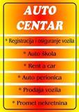 Potreban poslovni partner za Auto Centar