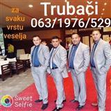 Trubaci crvenka 0631976529